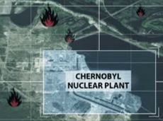 20150501 Chernobyl fire- Kiev claims no radiation threat, experts ring alarm bells