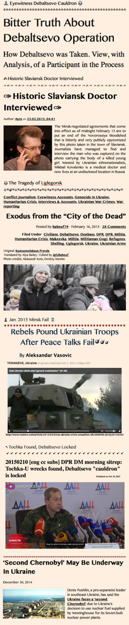 20150504 Ukraine Section Update to Currents Page