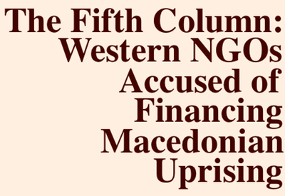 TITLP PLATE- 20150521  The Fifth Column- Western NGOs Accused of Financing Macedonian Uprising